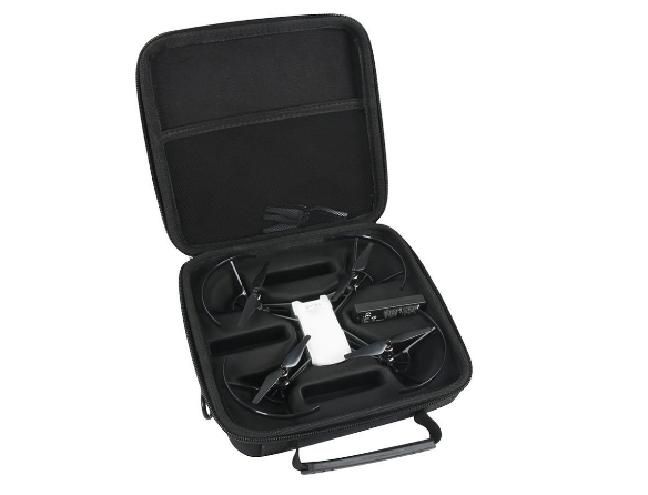 Hard EVA Travel Case for Tello Quadcopter Drone by Hermitshell