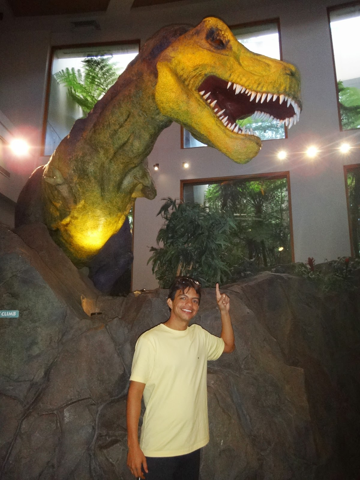 discovery center - jurassic park - island of adventure - orlando, estados unidos