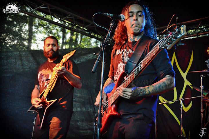 Sodomizer @Under The Black Sun XVIII, Helenenauer, Allemagne 02/07/2015