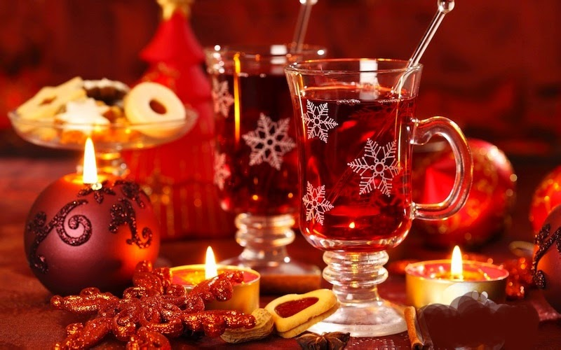 Chateau l'espoir: 對抗寒冷的熱紅酒