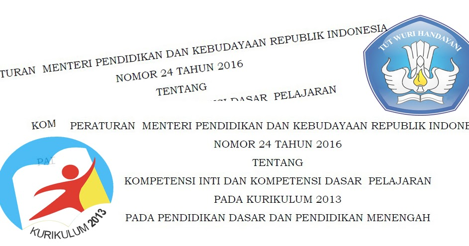 Permendikbud Sd Download Lengkap