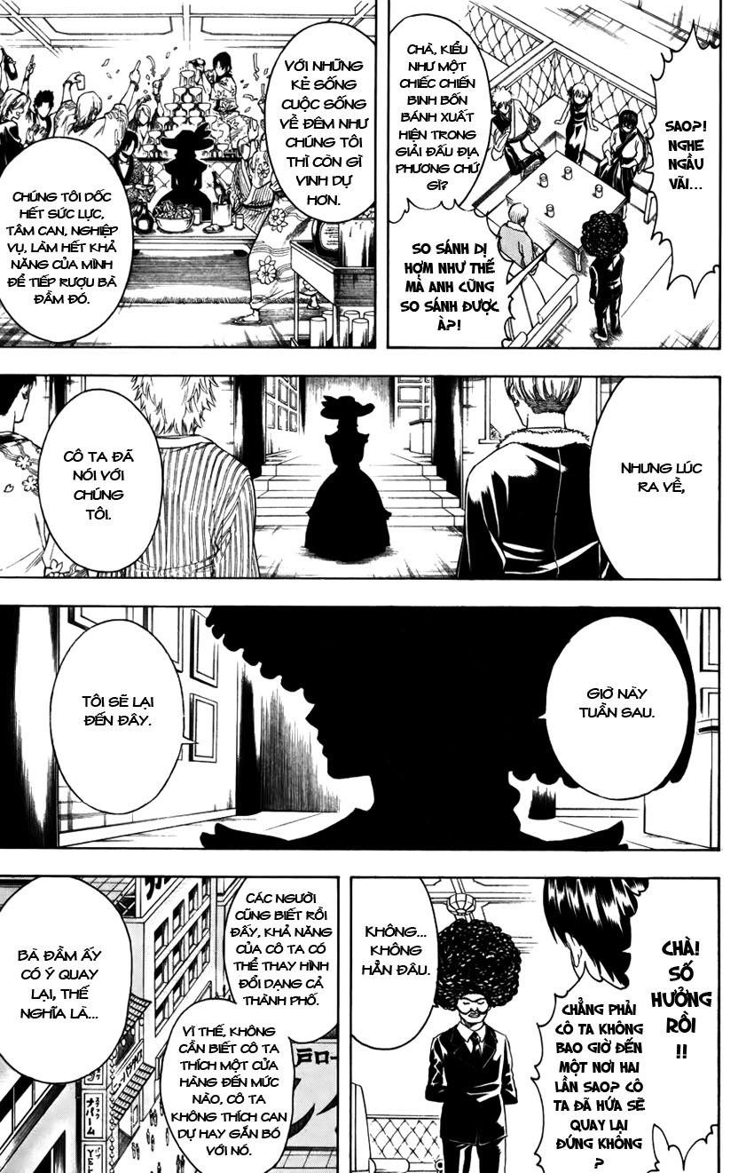 Gintama Chap 362 page 6 - Truyentranhaz.net