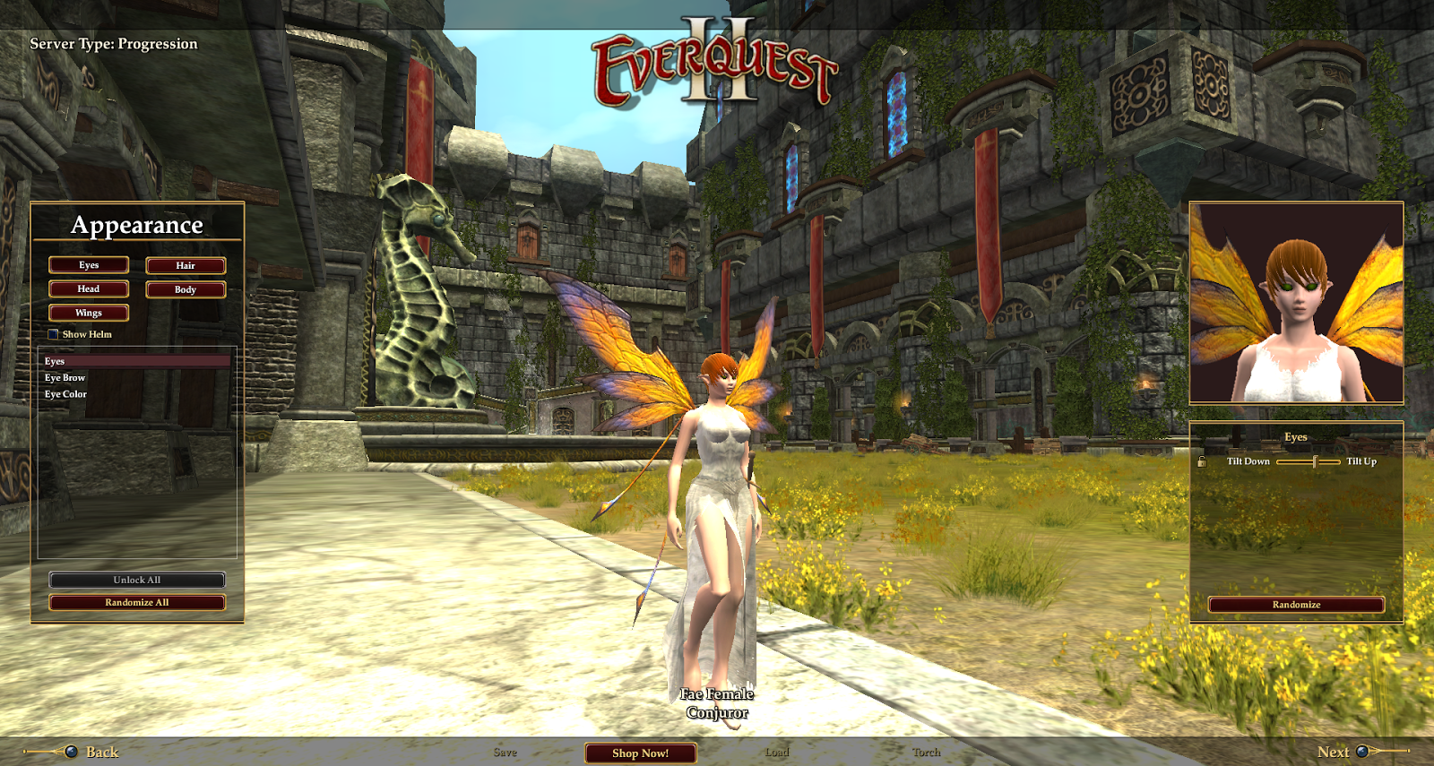 Inventory Full: Getting My Wings : EQ2