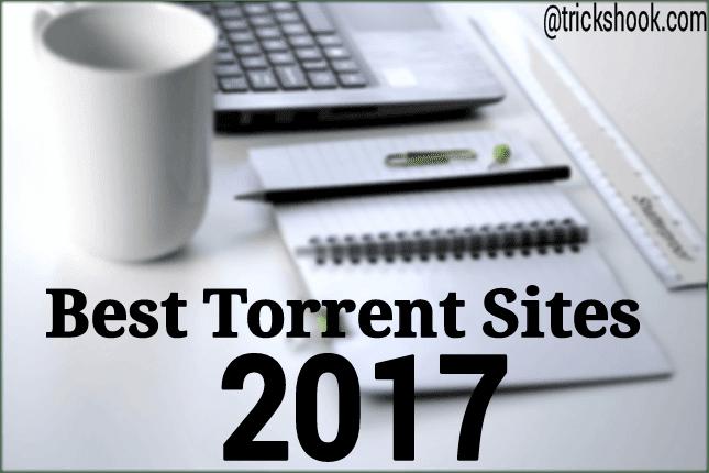 best torrent websites 2018
