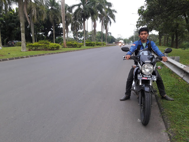 JSS di Kawasan Bukit Indah Bersama Honda Tiger_Naksir Yamaha MT-25