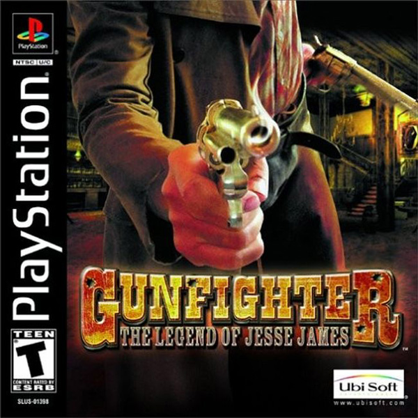 Gunfighter - The Legend Of Jesse James - PS1 - ISOs Download