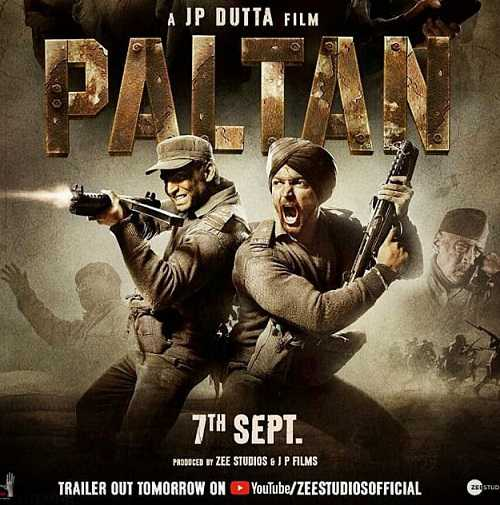 Bollywood movie Paltan Box Office Collection wiki, Koimoi, Wikipedia, Paltan Film cost, profits & Box office verdict Hit or Flop, latest update Budget, income, Profit, loss on MT WIKI, Bollywood Hungama, box office india