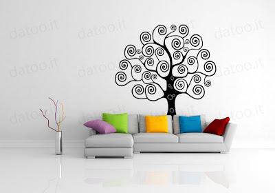 Wall stickers per le vostre pareti idea arredo pappa 39 s for Stickers pareti