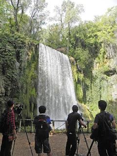 Cascada de la Caprichosa