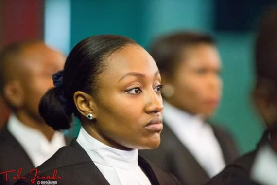 President  Buhari's daughter Halima called to bar in Abuja