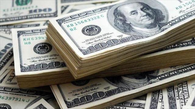 Deuda mundial bate el récord y supera 184 mil millones de dólares