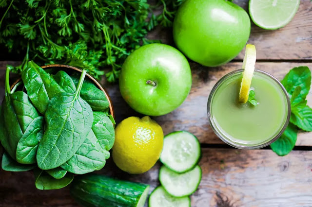 Green Beauty Smoothie