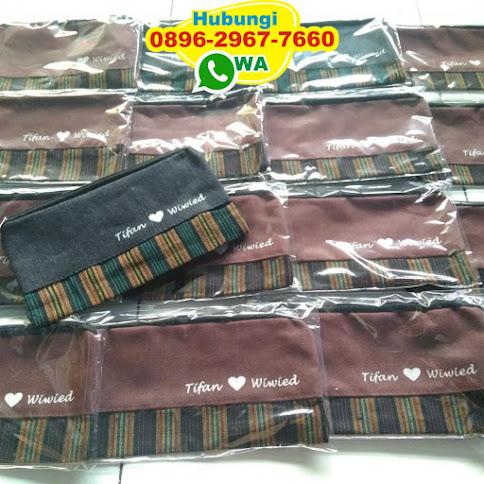 souvenir dompet hp batik 50460