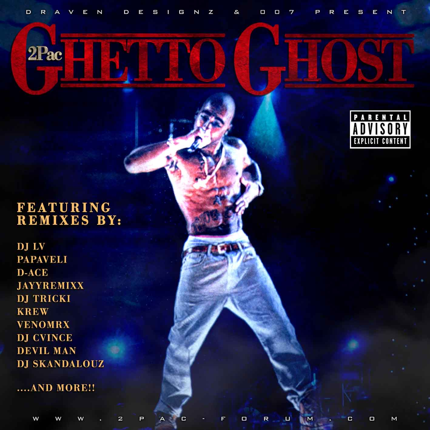 Tupac ghost free download