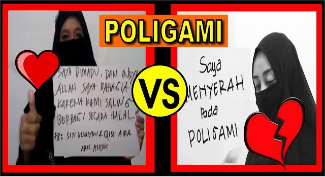 Pencerahan Bagi yang Berlebihan Pro Poligami dan Berlebihan Kontra Poligami
