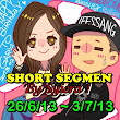 Short Segmen By Syiera!