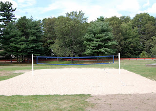 King St Memorial Park - beach volleyball court - 2