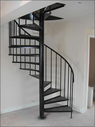 baja ringan murah depok bengkel las garuda: jual tangga putar minimalis di ...