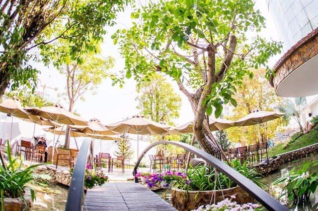 10 quán cafe biệt thự sân vườn đẹp như mơ ở nam s19g