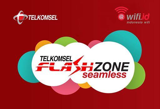 Flashzone Seamless Terbaru 2019