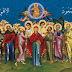 O povo atravessa o Jordão e celebra a Páscoa