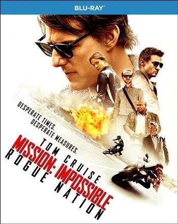 Misión imposible: Nación secreta (2015) HD 1080p