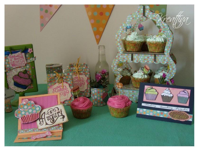 festa cupcake kreattiva