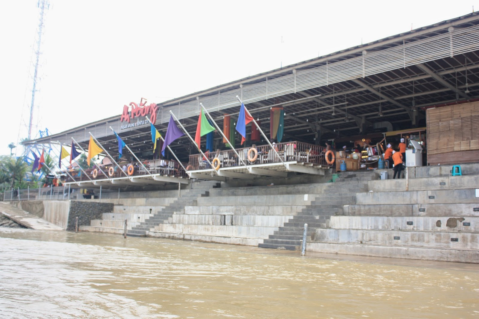 Wisata Kuliner Ah Poong Sentul Harjunadi