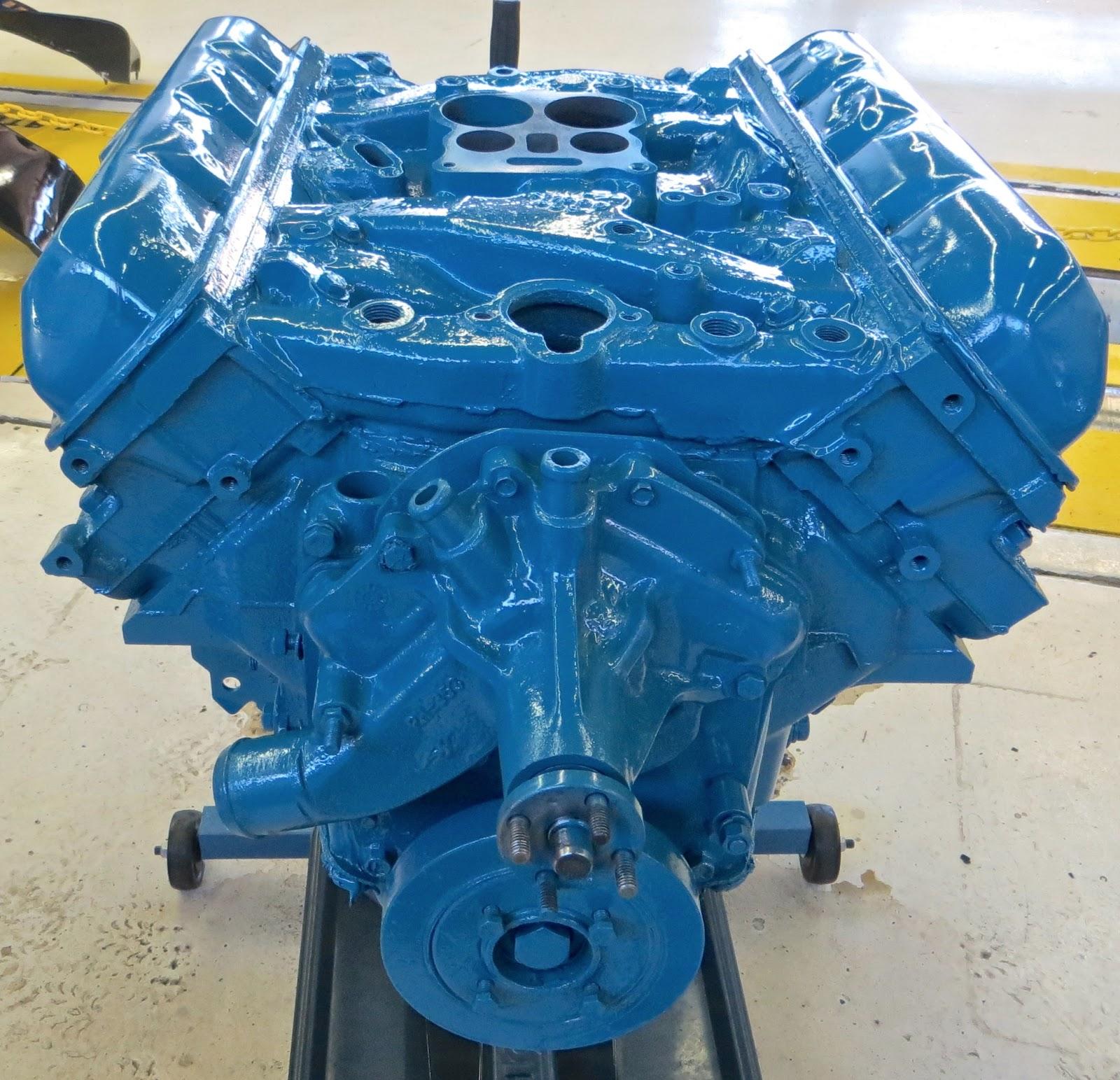 403 oldsmobile engine diagram