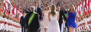 Posse de Bolsonaro tem menor número de delegações estrangeiras desde Collor