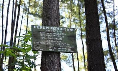 Tempat Wisata Rimba Kusumo Asri Purworejo