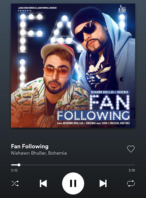 Bohemia-Fan-Following