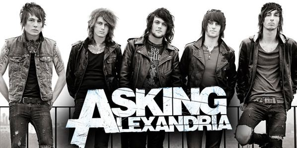Lagu Mp3 Asking Alexandria Terbaik Full Album