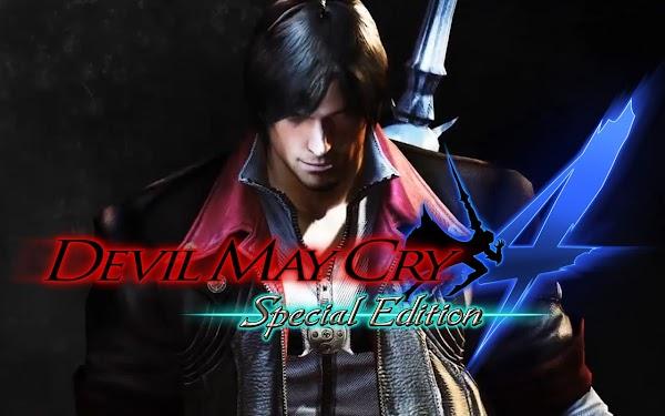 DESCARGAR Devil May Cry 4 Special Edition  Español  MEGA