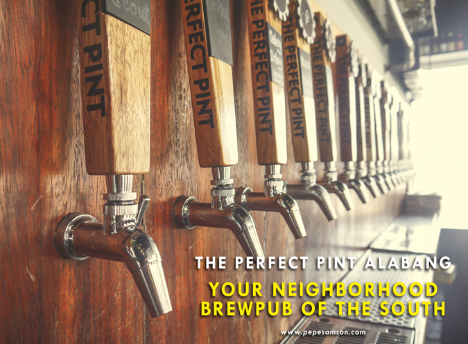 The Perfect Pint Alabang: Your Neighborhood Brewpub of the South