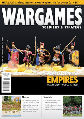 Wargames, Soldiers & Strategy, 91, Jul-Aug 2017