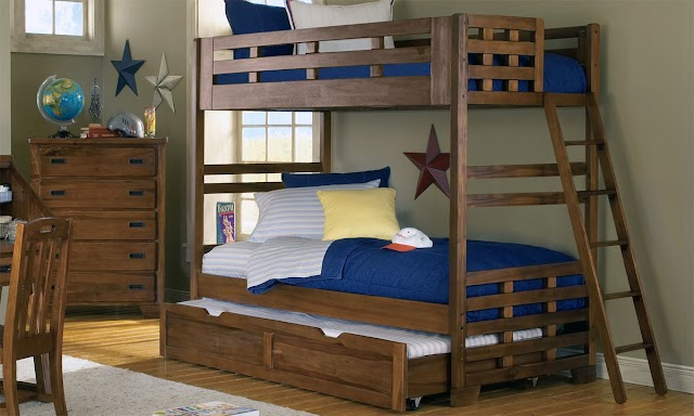 Let's know about the various types of bunk beds with some necessary tips about it