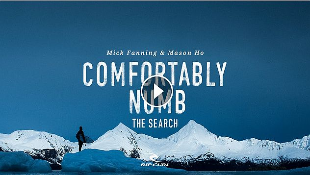 Comfortably Numb TheSearch by Rip Curl