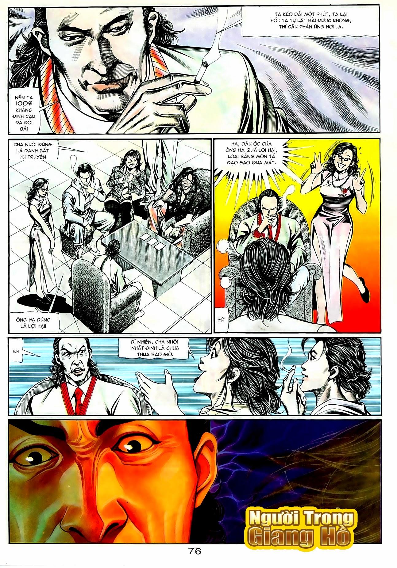 Người Trong Giang Hồ chapter 94: hoàng giả chi phong trang 7