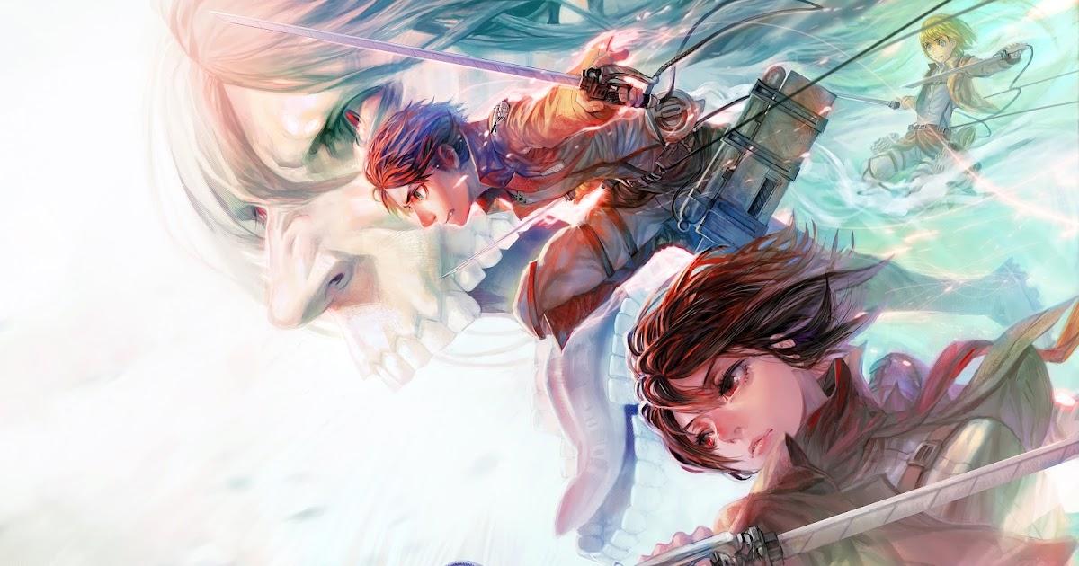 31 Anime Wallpaper 4k Attack On Titan Anime Wallpaper