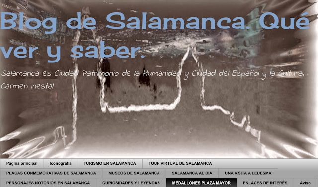 BLOG DE SALAMANCA