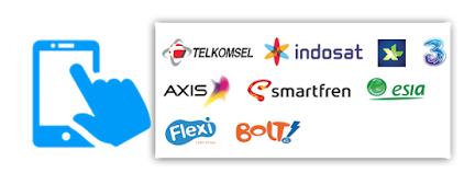 Daftar Harga Pulsa Internet Termurah