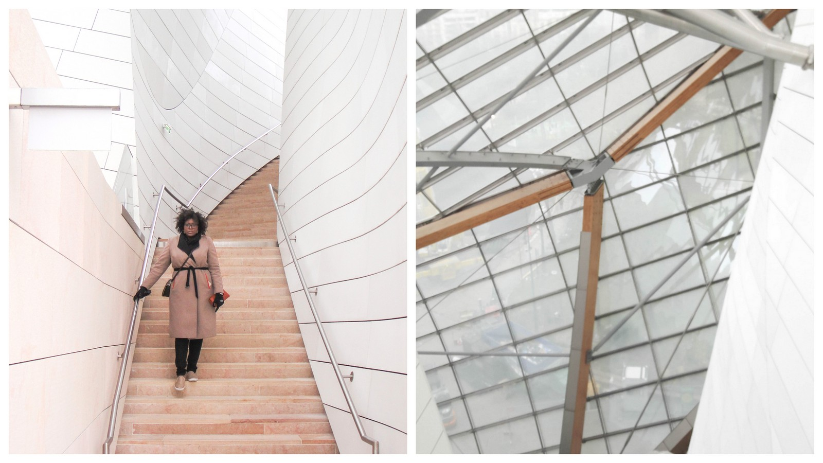 Foundation Louis Vuitton In Paris - Tips on Fondation Louis Vuitton Museum Tickets, opening Hours and Metro directions from Paris.