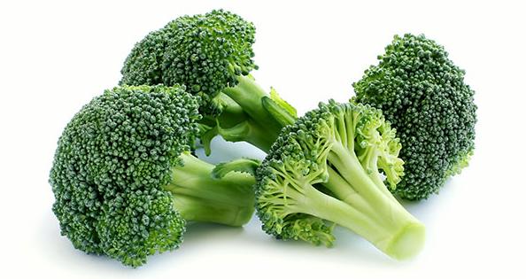 kandungan asam folat pada brokoli