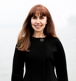 Magdalena Yesil is a series entrepreneur together with corporation capitalist of many of the basis Power UP: How Smart Women Win inward the New Economy alongside Entrepreneur Magdalena Yesil on Women Entrepreneurs Radio™