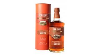 New Grove 2009-2017 Special Bottling 4ème Salon du Rhum - 60°