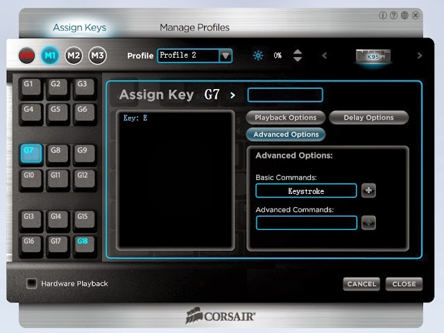 Corsair Vengeance Series Mechanical Keyboard Round Up 220