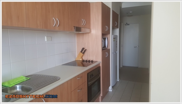 Kelengkapan Dapur Di Amna Home Perth