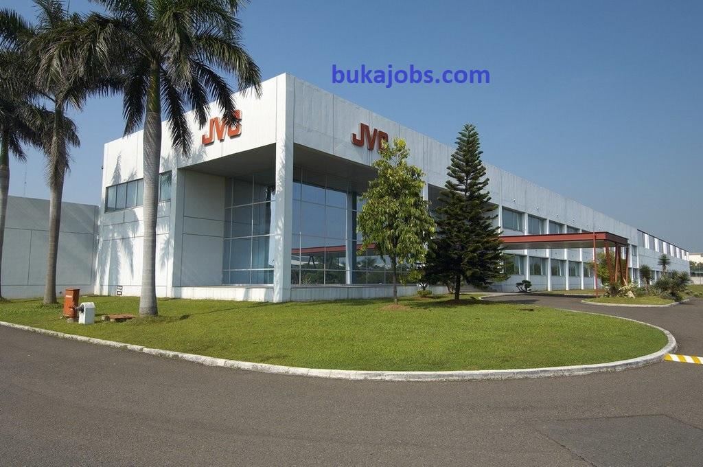 Lowongan Kerja PT JVC Electronics Indonesia 2019