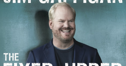 UPCOMING and GIVEAWAY: Jim Gaffigan, July 28 at DTE Energy Music Theatre, Clarkston